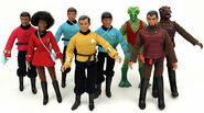 Mego Star Trek 8-inch figures