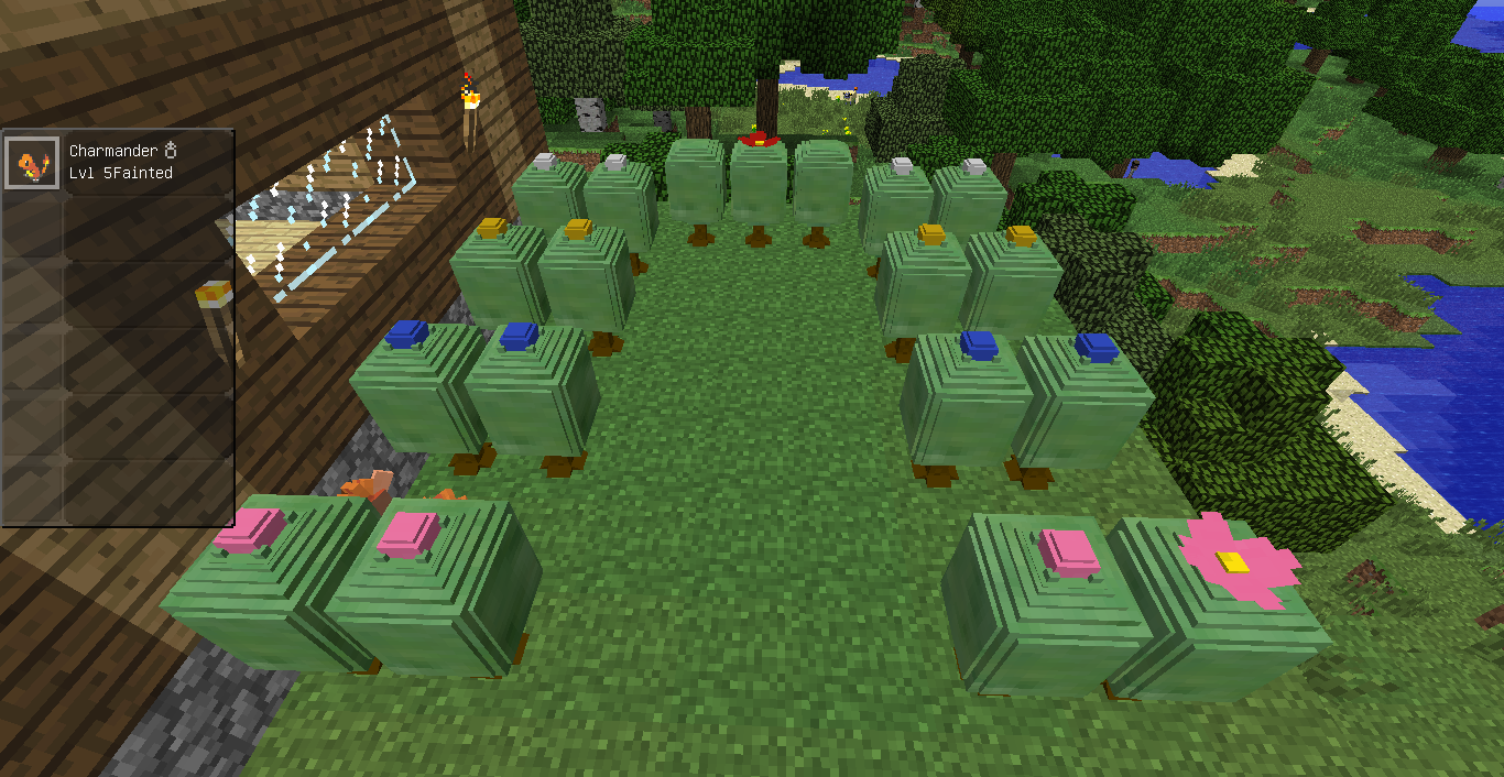 Can You Craft A Masterball In Pixelmon