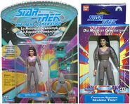 Bandai UK-European Troi vs German Troi