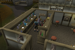 Barcrawl Ardougne