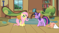 Twilight tough love S1E22
