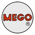 Early Mego logo.png