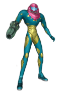 Fusion Suit transparent