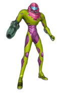 Varia Fusion Suit transparent