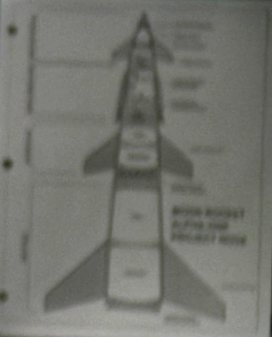 Rocket schematic