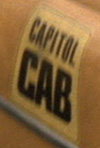 Capitol cab logo