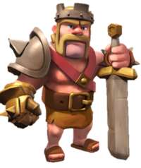 Clash of Clans(部落战争)Barbarian King