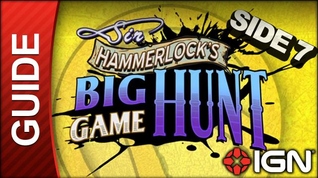 Borderlands 2 - Sir Hammerlock's Big Game Hunt Walkthrough - Egg On Your Face