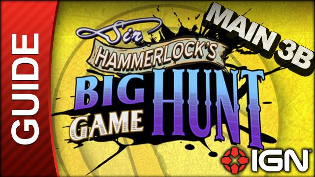 Borderlands 2 - Sir Hammerlock's Big Game Hunt Walkthrough - A-Hunting We Will Go - Part 3b