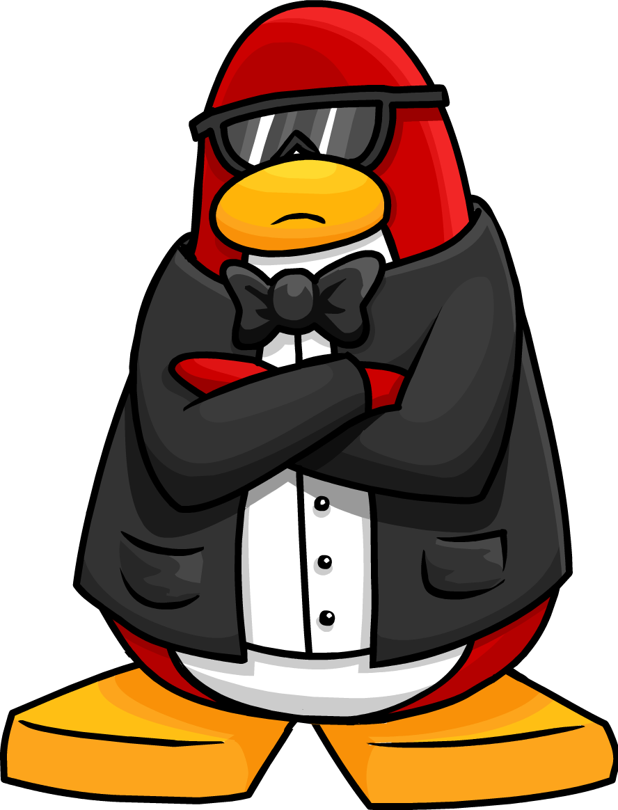 H Club Penguin Secret Agent - ...