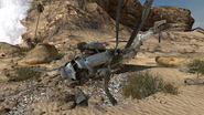 Crashed Warhorse 5-1 MW2