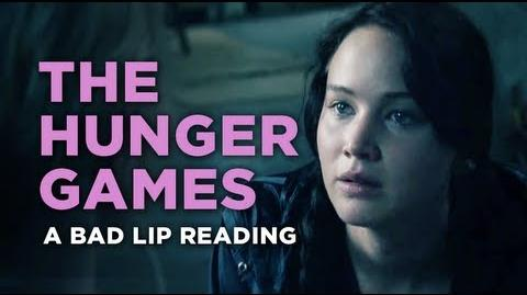 """The Hunger Games"" — A Bad Lip Reading"