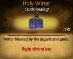 HolyWaterCard