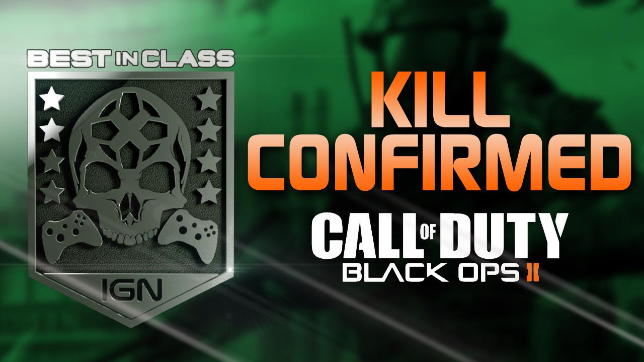 Call of Duty Black Ops 2 - Kill Confirmed Tips and Tricks (Best in Class)