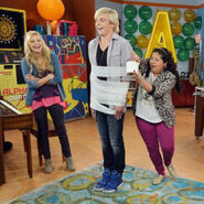 Raini wraps Ross