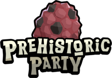 Prehistoric Party Logo