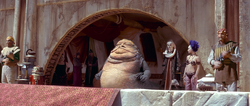 Jabba's private box
