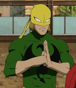 Daniel Rand (Earth-TRN123) - Spider-Man Wiki - Peter ...