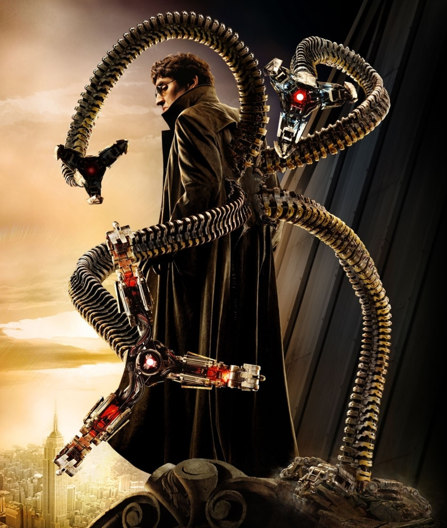 Doctor Octopus (Alfred Molina) - Spider-Man Films Wiki