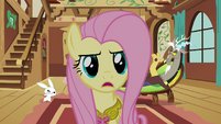 Fluttershy 'I think the key is to befriend him' S3E10
