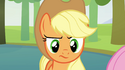 Applejack annoyed S03E10