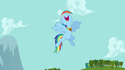 "Rainbow Dash ""you go, Fluttershy!"" S03E10"
