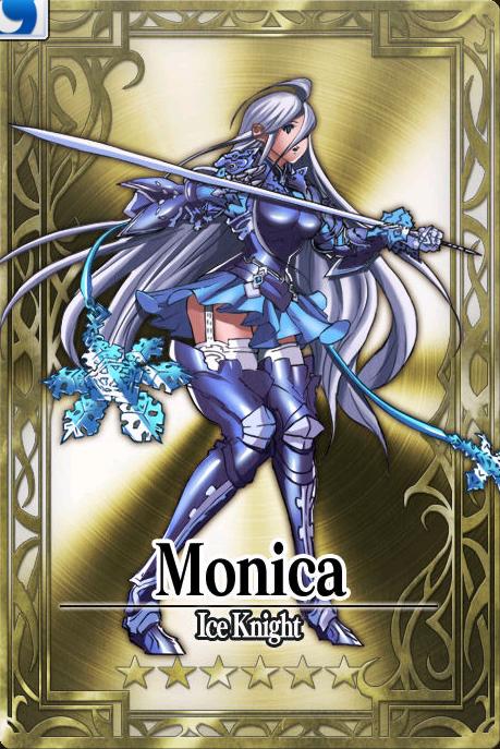 Character look-alikes Monica