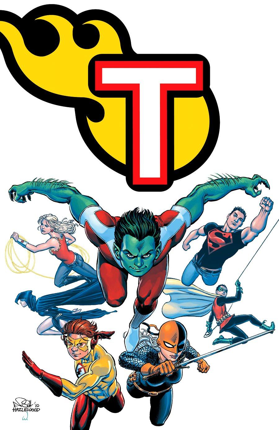 Смотреть мультфильм юные титаны вперёд 5