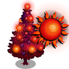 Radiant Sun Tree-icon