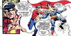 Speed Force-Jay Garrick