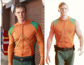 Aquaman Long and Short sleeves