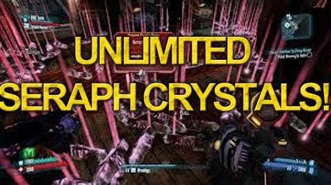 Borderlands 2 - How To Get UNLIMITED Seraph Crystals!