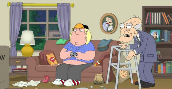 Family Guy Season 11 Episode 13 Chris Cross