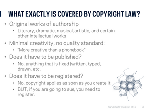 Copyright webinar Slide14