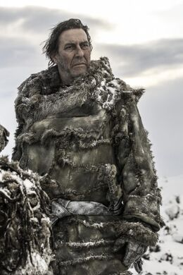 Mance Rayder HBO