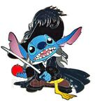 DSF - Stitch - Dressed as Captain Barbossa