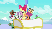 CMC and pets gasp S3E11