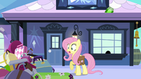 Fluttershy surprised &quot;oh my goodness!&quot; S03E11