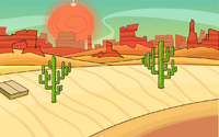 Desert Dimension Day