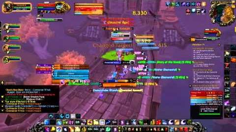 Commander Ri'mok Third Boss Gate Of The Setting Sun Heroic Dungeon Tactics Guide WoW MoP