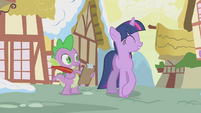 "Twilight ""You ponies need organization"" S1E11"