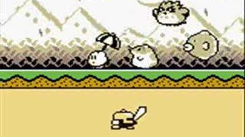 Kirby's dream land 2 false ending