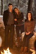 Rose, emmett y esme