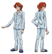 Dan Profile in Pj's (Toei)