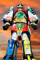 MMPR Thundermegazord