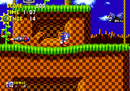 Oh Robotnik, shooting badniks as missiles to others back