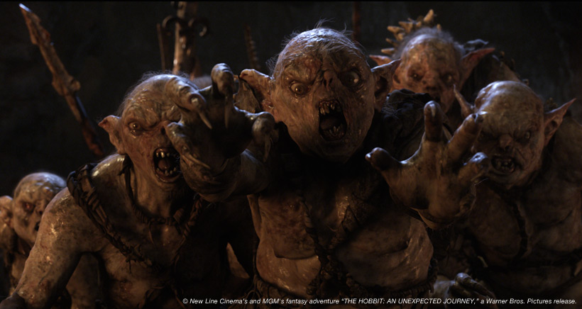 Goblins - Lord of the Rings WikiGoblin Hobbit