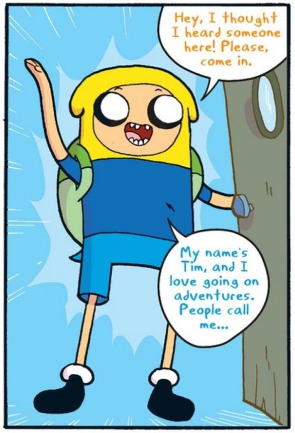 Мир новых мультфильмов
