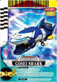 Gosei Shark card
