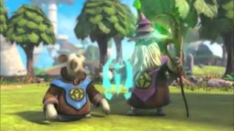 Skylanders Spyro's Adventure 3DS Intro